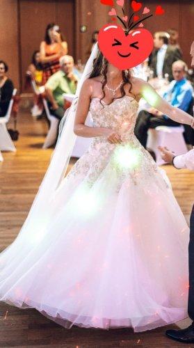 Diane le Grand Suknia ślubna biały
