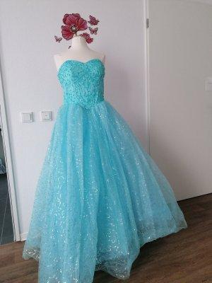 O.D.W. Ball Dress light blue