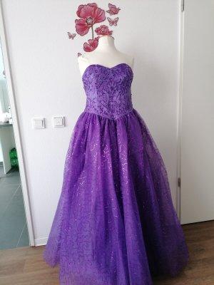 O.D.W. Ball Dress dark violet