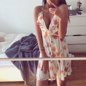 Privacy Please Sommerkleid Revolve Boho Hippie Ibiza Rüschen