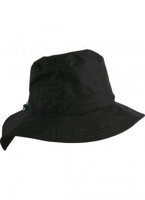 Rain Hat black polyester