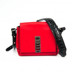 Proenza Schouler Calfskin Leather Crossbody Bag
