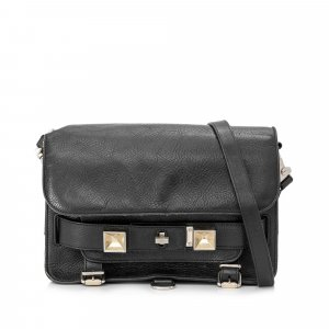 Proenza Schouler PS11 Leather Crossbody Bag