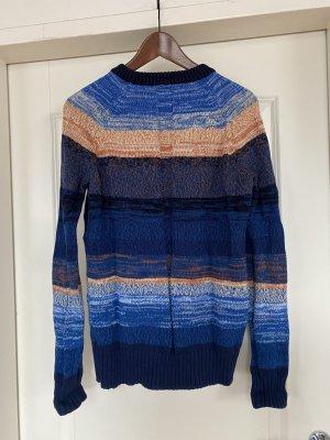 Proenza schouler Maglione lavorato a maglia blu Cotone