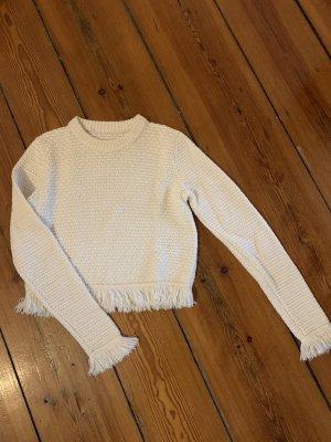 Proenza schouler Maglione lavorato a maglia bianco sporco