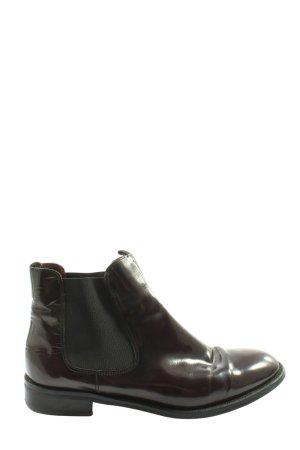 Progetto Chelsea Boot noir élégant