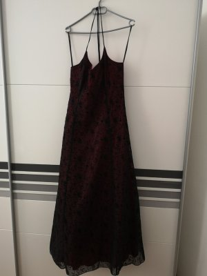 Dollar Robe de bal noir-rouge carmin