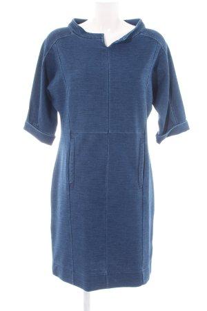 promiss Jeanskleid blau meliert Casual-Look