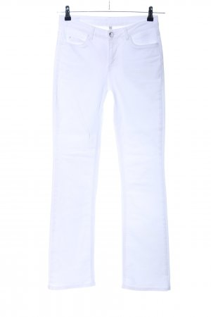 promiss Straight-Leg Jeans weiß Casual-Look