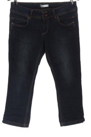 Promod Jeans 3/4 bleu style décontracté