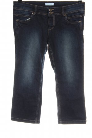 Promod 3/4-jeans blauw casual uitstraling
