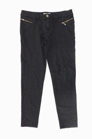 Promod Pantalón tobillero negro