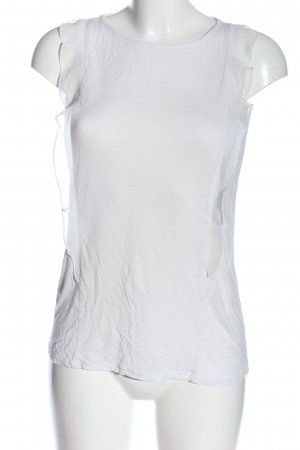 Promod Blouse topje wit casual uitstraling