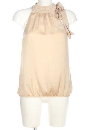 Promod ärmellose Bluse creme Casual-Look