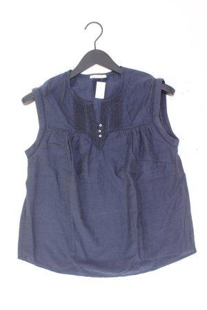 Promod Ärmellose Bluse Größe M blau
