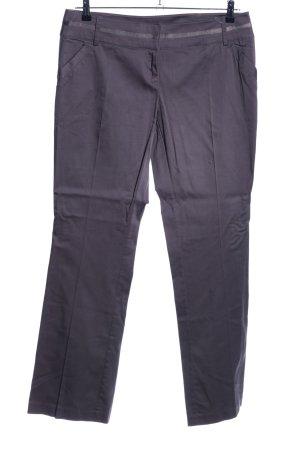 Promod Pantalon de costume noir style décontracté