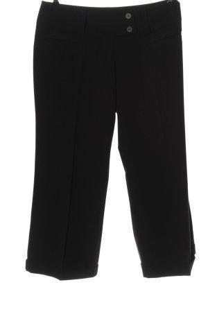 Promod Anzughose schwarz Casual-Look