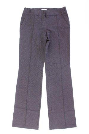 Promod Anzughose Größe 38 lila aus Polyester