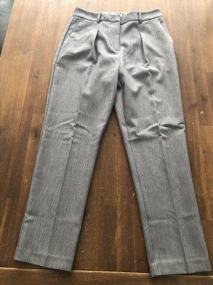 Promod Pantalone a pieghe grigio chiaro-grigio