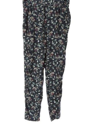 Promod Luźne spodnie Abstrakcyjny wzór W stylu casual