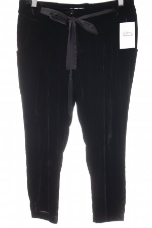 Promod Baggy Pants black party style