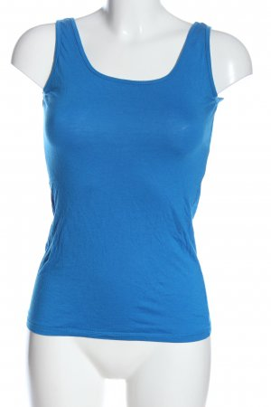 Promod Basic topje blauw casual uitstraling