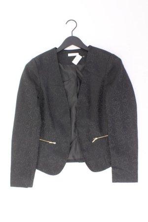Promod Blazer Größe 40 schwarz aus Polyester