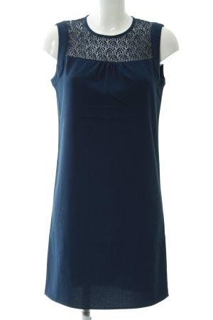 Promod Bleistiftkleid dunkelblau Elegant