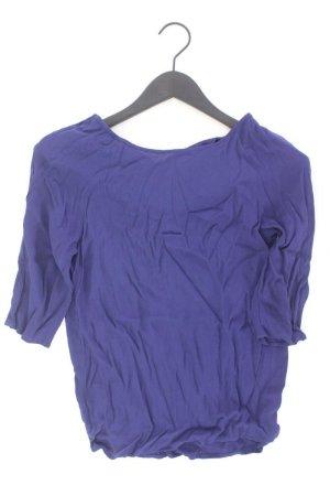 Promod Bluse blau Größe 34
