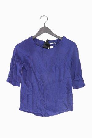 Promod Bluse blau Größe 38