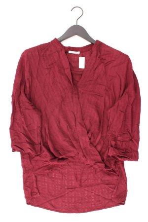 Promod Bluse Größe 40 3/4 Ärmel rot