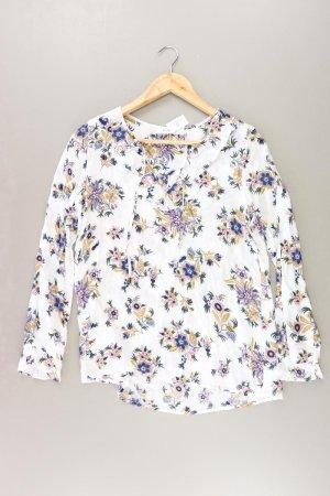 Promod Bluse Größe M neuwertig weiß aus Viskose