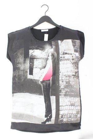 Promod Bluse Größe M schwarz