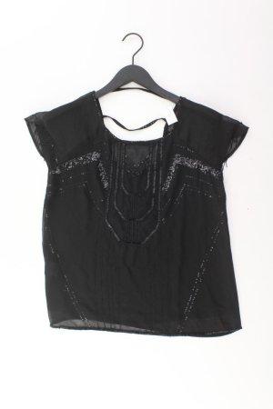 Promod Bluse schwarz Größe 34