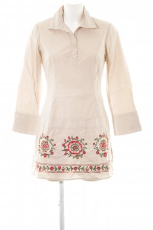 Promod Blusenkleid Blumenmuster Casual-Look