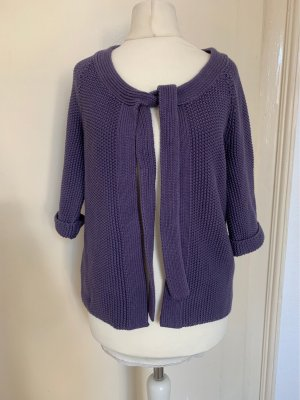 Promod Coarse Knitted Jacket multicolored