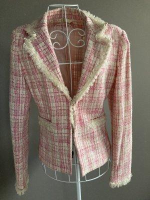Promod Blazer en laine multicolore