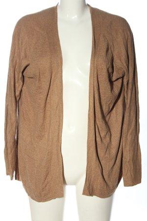 Promod Cardigan marrone stile casual