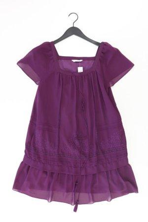 Promod Robe chiffon violet-mauve-violet-violet foncé