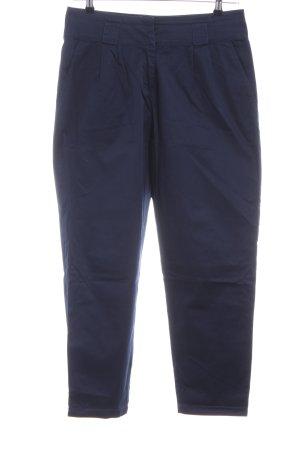 Promod Pantalon chinos bleu style décontracté