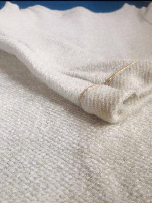 Promod Jersey largo blanco-blanco puro