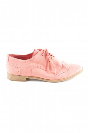 Promod Derby pink casual look