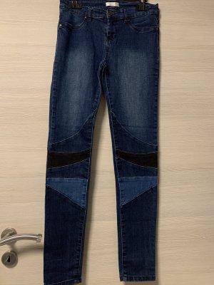 Promod dunkelblaue Jeans