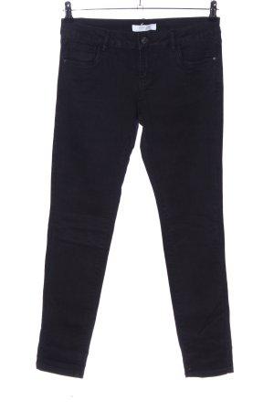 Promod Pantalon cinq poches noir style décontracté