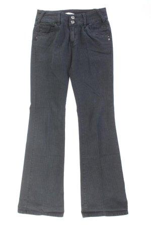 Promod Five-Pocket Trousers black cotton