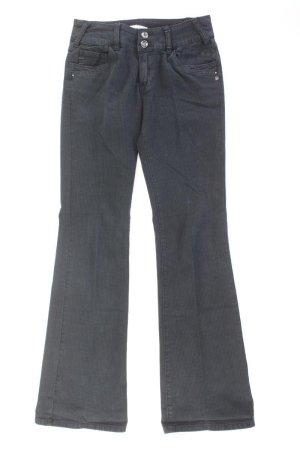 Promod Five-Pocket-Hose Größe S Vintage schwarz aus Baumwolle
