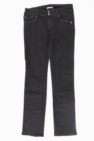 Promod Pantalón de cinco bolsillos negro Algodón