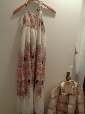 Promod Robe Hippie multicolore