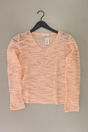 Promod Sweter z grubej dzianiny stary róż-różany-jasny różowy-różowy