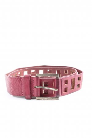 Promod Belt Buckle pink casual look